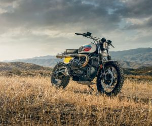 BMW NINET COYOTE BY FUEL MOTORCYCLES