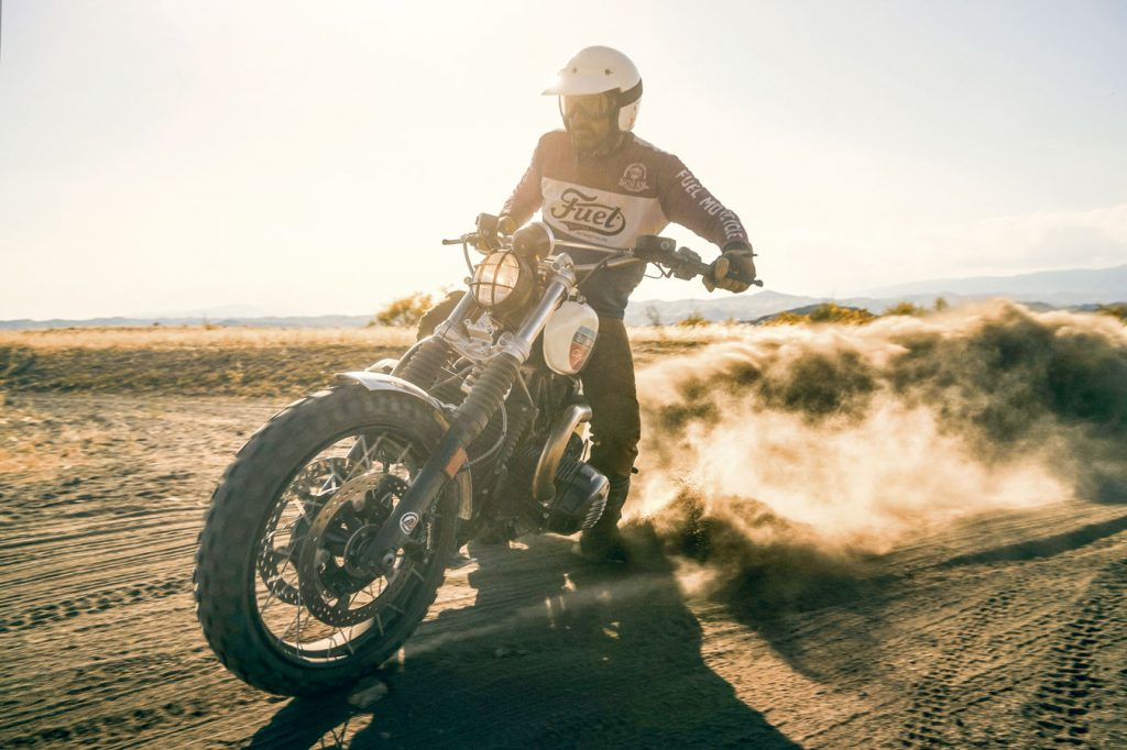 BMW Ninet Coyote by Fuel
