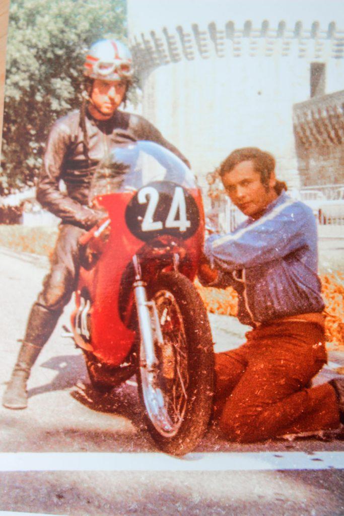 Vincenzo Novella e Guido Mandracci