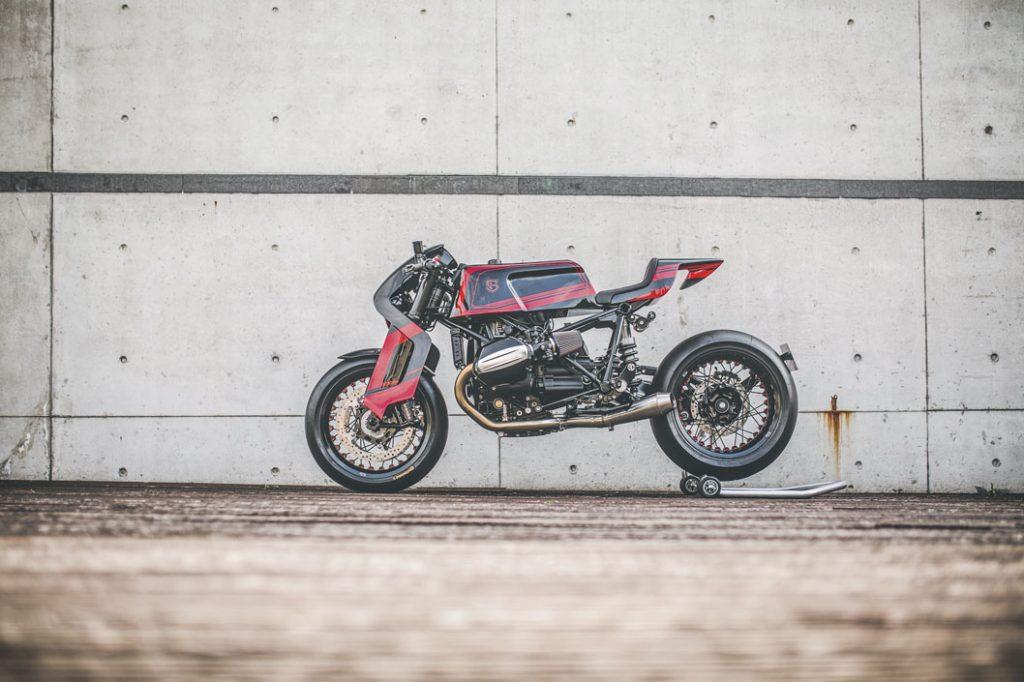 "BMW NINET ""MOKSHA"" BY SINROJA MOTORCYCLES"