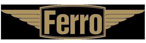Logo brand Ferro Magazine
