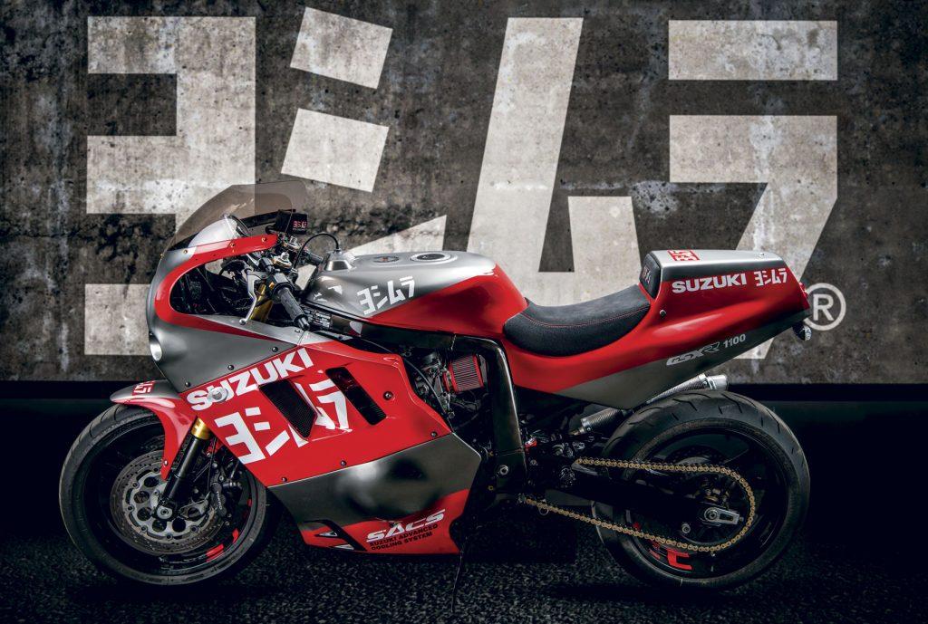 Suzuki GSX-R 1100 1991 JAPAN NIGHT