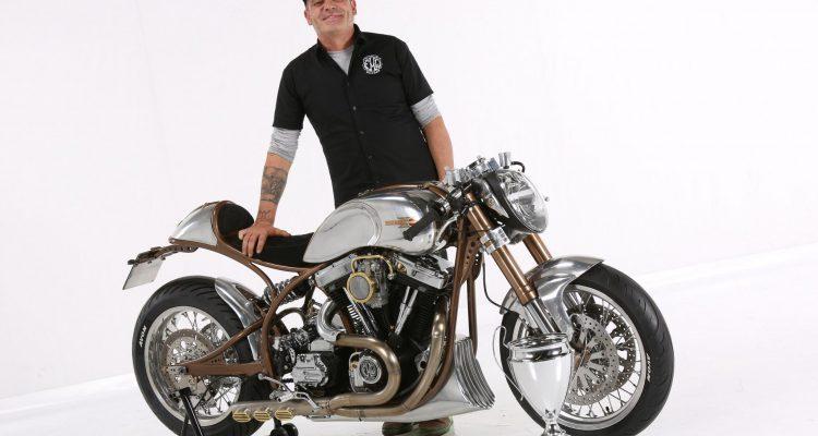 Lorenzo Fugaroli di FMW Motorcycles