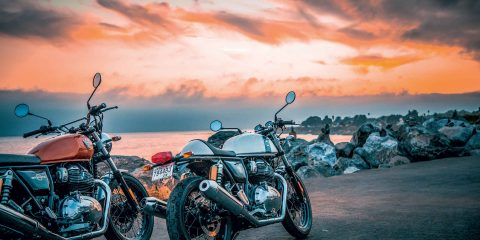 ROYAL ENFIELD INTERCEPTOR E CONTINENTAL GT 650