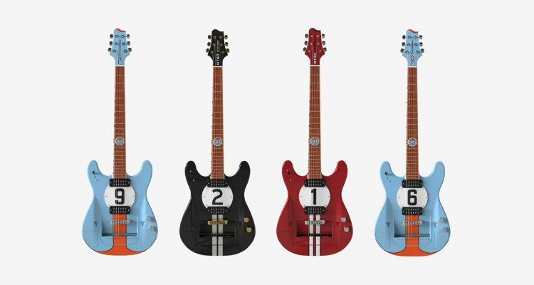 GT40 Victory Series Guitars