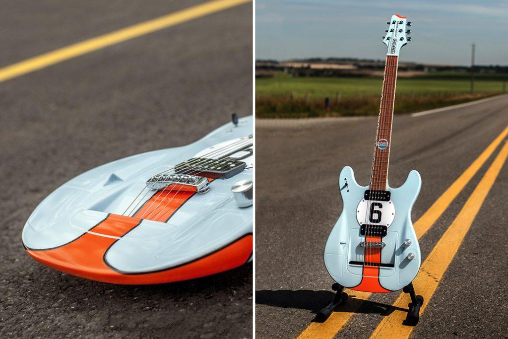 GT40 Victory Series Guitars - dettagli